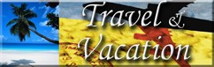 Travel Vacation Pins