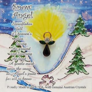 51-265-RU  Holiday Angel Ruby w Emerald Wing