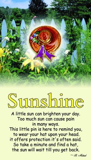 9103   Sunshine