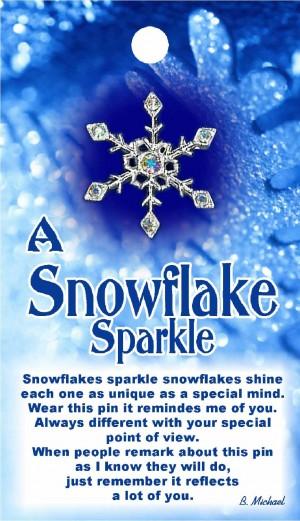 9147 A Snowflake Sparkle (Lg Snowflake)