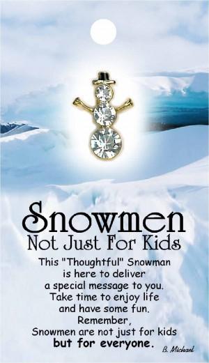 9152 Snowman (Snowman (Bk Hat)