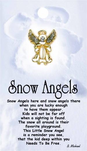 9153 Snow Angels (Snow-Angel)