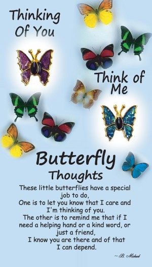 9191 butterfly thoughts