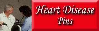 Heart Disease Pins