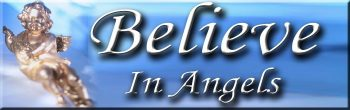 Believe In Angels Pins