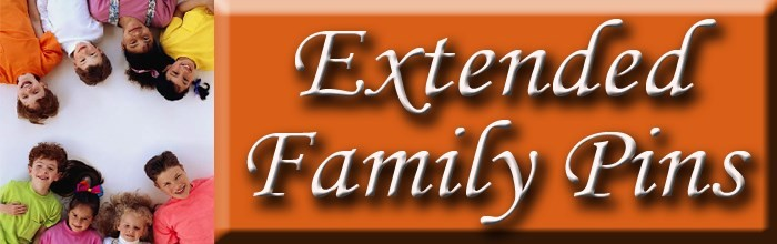 Extended Family Pins