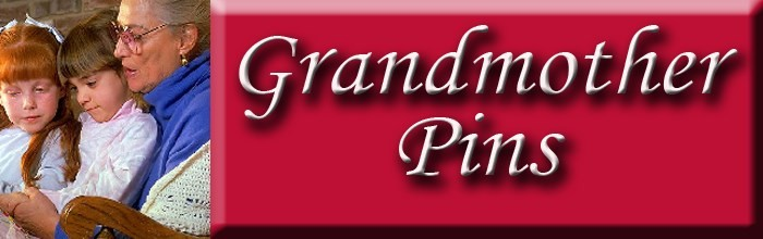 Grandmother Pins