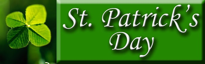 St. Patrick's Day Pins
