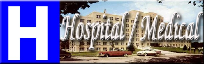 Hospital / Medical Pins
