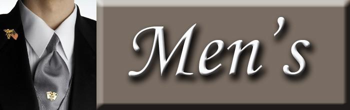 Men's Pins & Tie Tacs
