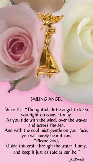 PK-662 Sailing Angel