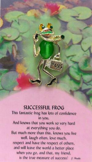 PK-974 Successful Frog