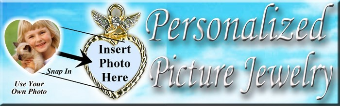 Personalized Picture Jewelry