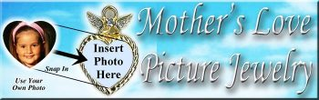 Mother's Love Picture Jewelry