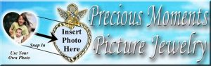Precious Moments Picture Jewelry