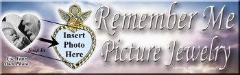 Remember Me Picture Jewelry