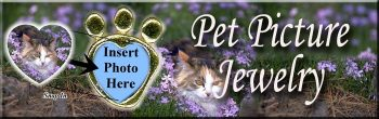 Pet PIcture Jewelry Cats