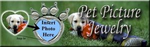 Pet Picture Jewelry Dogs