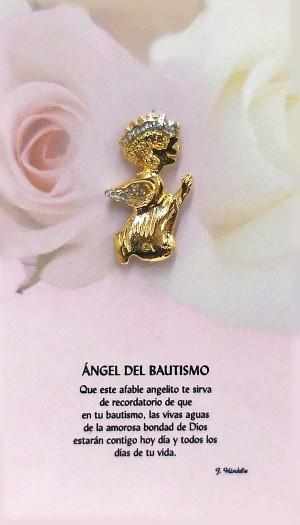 Angel Del Bautismo - Baptism in Spanish