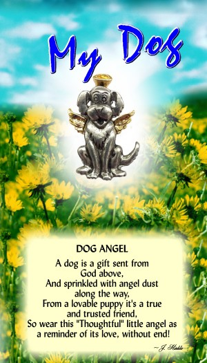 563 Dog Angel Angel