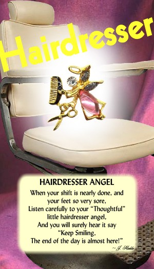 602 Hairdresser Angel