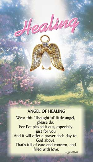 771 Angel Of Healing