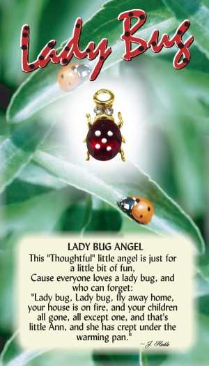 835 Lady Bug Angel