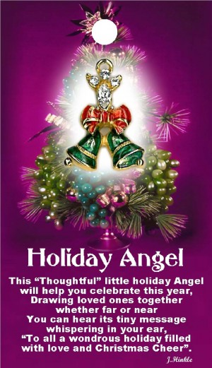 955 Holiday Angel