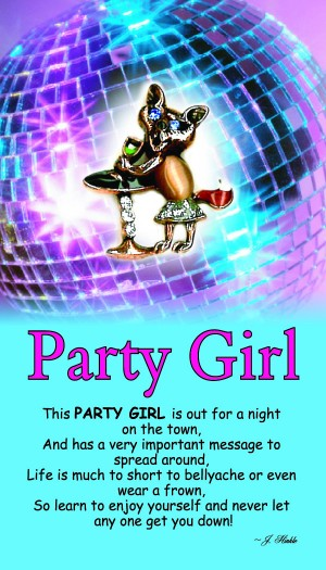 9122  Party Girl