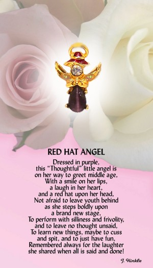 PK-929  Red Hat Angel